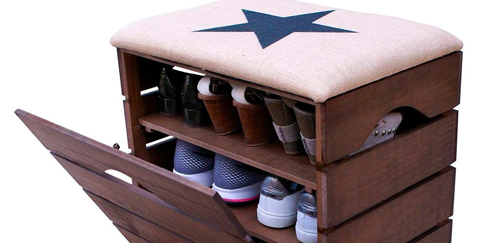 Cómo hacer tus propios organizadores de zapatos caseros